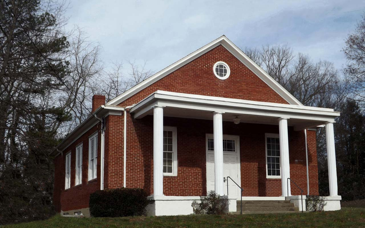 Mountain Home Primitive Baptist Church