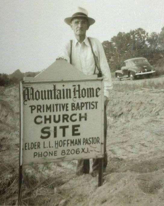 Mountain Home Groundbreaking